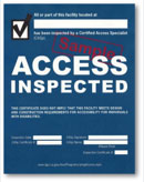 Access Inspected